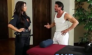 Bigtitted officialdom daughter fucked during massage