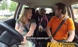 Mandate Driving School Learners berth homework horny twine fuck session
