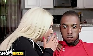 BANGBROS - Brandi Bae Likes Her Father's Hung Black Callers