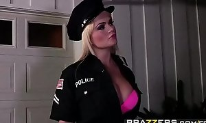 Brazzers - Big Tits In Unalterable - (Alexis Ford) - Trick or Treat or Bukkake