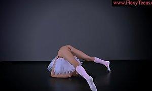 Morose ballerina Petino Gore