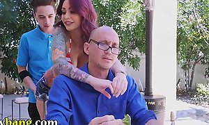 TRYBANG - Fourth Of July With Monique Alexander, Adria Rae, and Juan El Caballo Loco