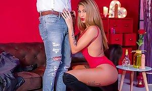 XXX Window-blind - Hawt Latina Venus Afrodita paid to mad about like a professional