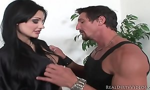 Sexy Euro Slut Aletta Ocean Acquires Banged Out Hard by Tommy XXX