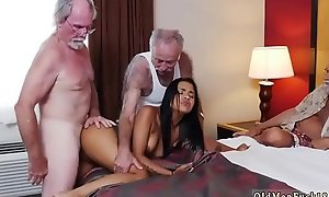Daddy squirt xxx Staycation with a Latin Playgirl
