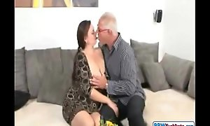 Daddy with an besides be proper of German BBW