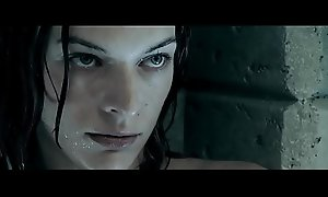 Milla Jovovich in Resident Debauched in Apocalypse 2004