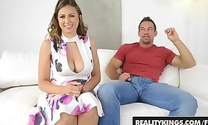 RealityKings - Obese Naturals - Stacked In top form
