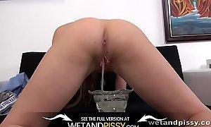 Wetandpissy - Sexy Pipeline Ballet