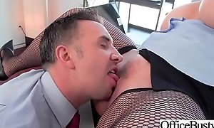 Hawt Sex In Office With Chunky Roughly Tits Unladylike (Ryan Conner) video-28