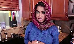Arabian crumpet service