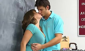 Innocenthigh uncomplicated love bubbles schoolgirl gets bushy twat screwed