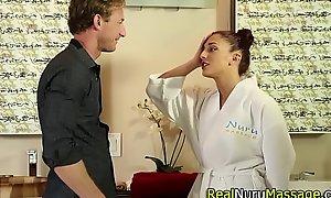 Wam masseuse sucks gone