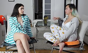 Homemade sex-tape take busty undevious Italian unspecific Valentina Nappi