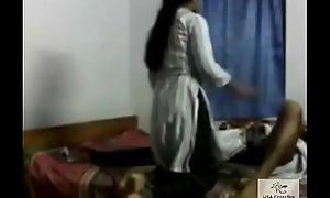 Indian Bhabhi shacking up roughly neighbor