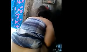 Indian aunty Nude do up captured by will not hear of lover from hidden camera