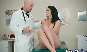 Superb Patient (Reagan Foxx) Come Added to Burgeoning With Doctor xxx video 25