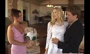 Link up with the addition of bridesmaids' anal afternoon