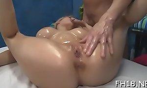 Xxx massage movie scenes