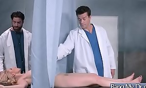 Hardcore Copulation Betwixt Doctor And Slut Horny Patient (Ashley Fires) video-05