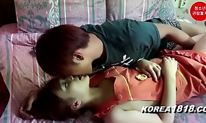 KOREA1818.COM - College Pupil Korean Seduction