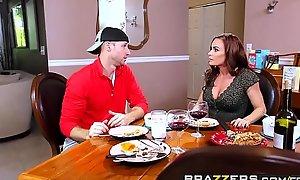 Brazzers - Mam Got Boobs - Diamond Fo added to Sean Offender - Midnight Milk