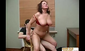 Mature Older Latitudinarian with Younger Lover 07