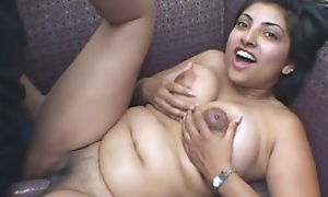 Eloquent Indian Girl Rides a Cock