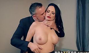 Brazzers - Real Become man Stories -  Anal Age Repugnance required of My Valentine instalment working capital Alektra X and Keiran