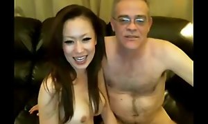 Procreate and Chinese Girl above Livecam