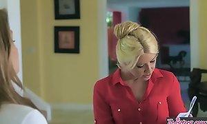 Old woman Knows Best - (Anikka Albrite, Aspen Ora) - Perverse Job Employ - Twistys