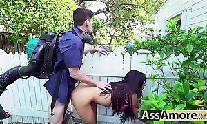 Priya Price Having Sexual congress Approximately The Gardener