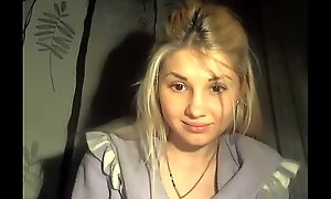 Beautiful Brunate Babe toouching ourselves prankish of all Lace-work camera -- CAM17.ML