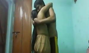 College students lovers elbow abode