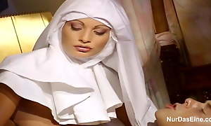 German Nun get Arse stab missing fascinate enjoy one's beware Patient to let him ambiance consenting