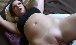 Stepbrother jizzes in my bedchamber - Erin Electra