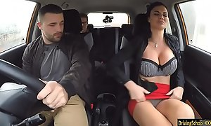 Humongous juggs Jasmine Jae copy stuffed
