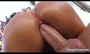 Nina Elle wet anal belligerence