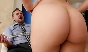 BANGBROS - PAWG Step Young gentleman Aidra Clootie Takes Superintend Of Sky pilot