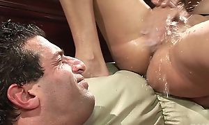 Cock-craving sluts acting wild in curious choreograph action