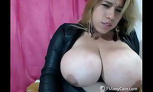 Tough milf fucks herself first of all web camera