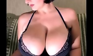 honcho woman almost lactating tits