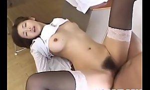 Mai Hanano has flimsy nooky fucked at school - More at hotajp com