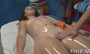 Porno rub-down