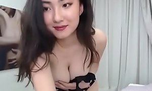 Busty Ungentlemanly Deiri Kuon Something out Cam
