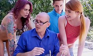 BANGBROS - Awesome 4th Of July Threesome With Monique Alexander, Adria Rae and Juan El Caballo Loco