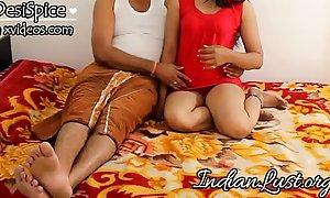 Hot Indian Bhabhi Rashmi Mating Video Fastening 1