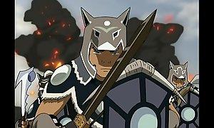 Avatar La Leyenda de Aang Libro 3 Fuego Episodio Fifty (Audio Latino)