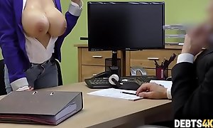 Nice hairy pussy and big tits market price for a adaptation -Mischel Lee