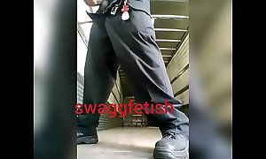 swaggfetish jacking at conduct oneself